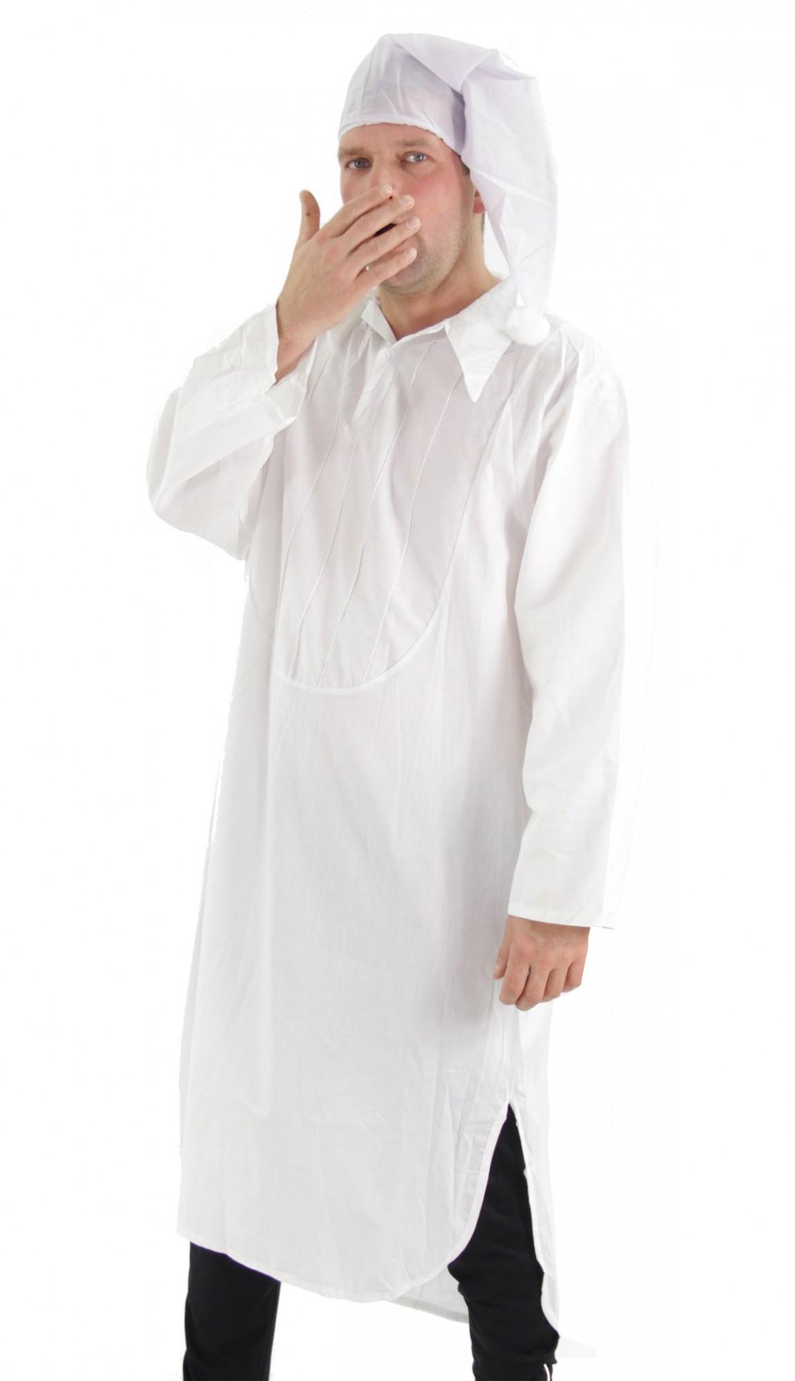 fab30dfe6d47 Kostüm Nachthemd für Damen und Herren Gr. XL - XXXXL