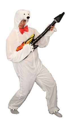 FO10856  Eisbär Polarbär Kostüm