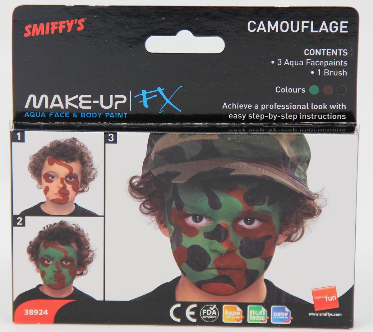 make up camouflage mit anleitung kost m online shop. Black Bedroom Furniture Sets. Home Design Ideas