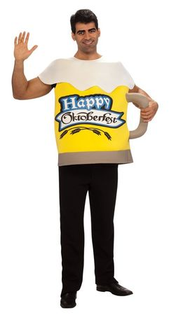 Happy Oktoberfest Bierkrug