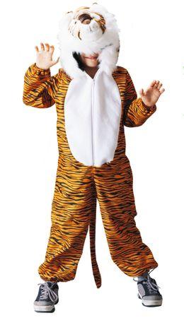 Tiger Kostüm für Kinder 86 - 116