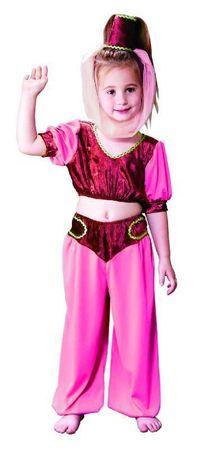Genie Bauchtanz Kostüm für Mädchen