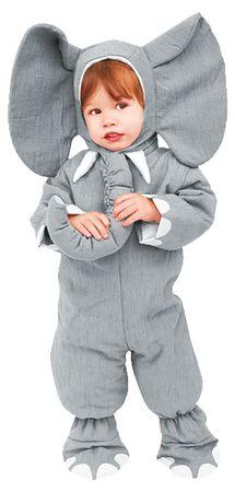 Elefanten Kostüm für Kinder