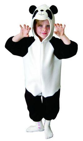 Panda Kostüm für Kinder