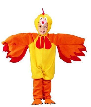 Hühnerkostüm für Kinder
