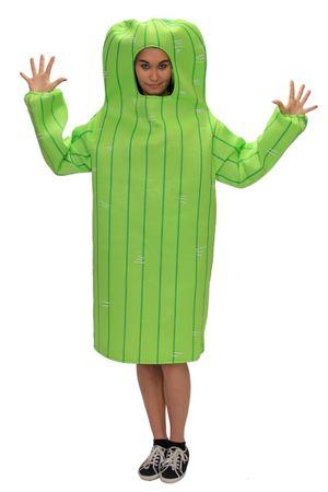 Kaktuskostüm Kaktus Kostüm JGA Mexikaner Kaktus Kostüm Gr. M - XXL