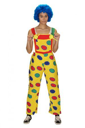 FOXXEO 40023 | Clown Latzhose