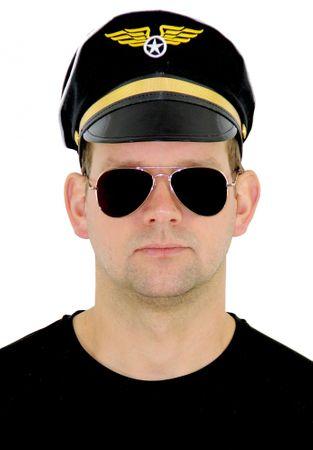 Piloten Mütze für Erwachsene