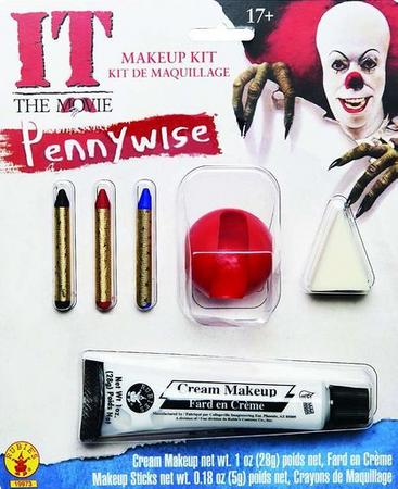 Pennywise Makeup Kit