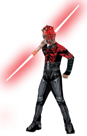 Star Wars Darth Maul Kostüm für Kinder