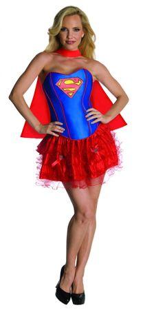 Supergirl Corset für Damen
