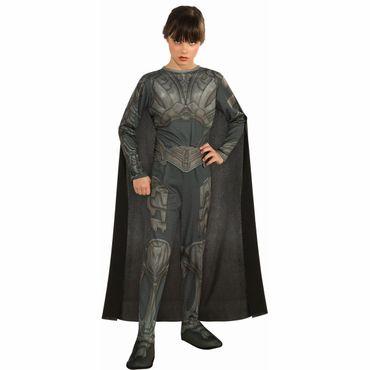 Man of Steel Faora Kostüm für Kinder
