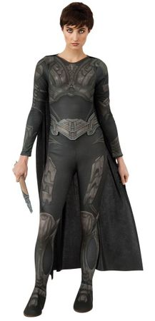 Man of Steel Faora Kostüm für Damen