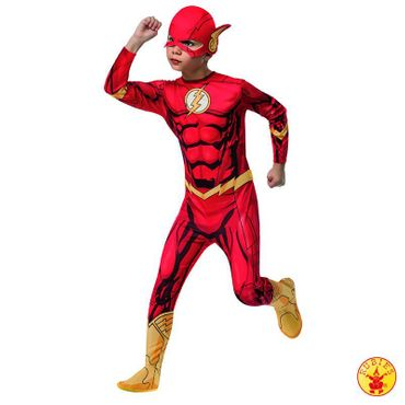 DC Comics The Flash Kostüm für Kinder
