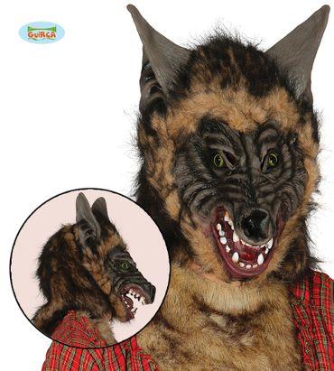 Wolf Maske Wolfsmaske für Erwachsene