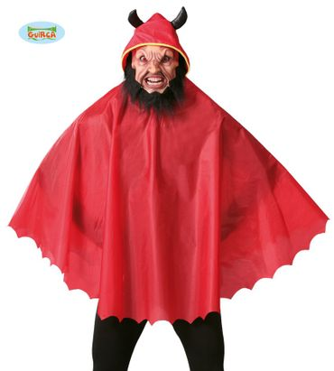 Teufel Party Poncho