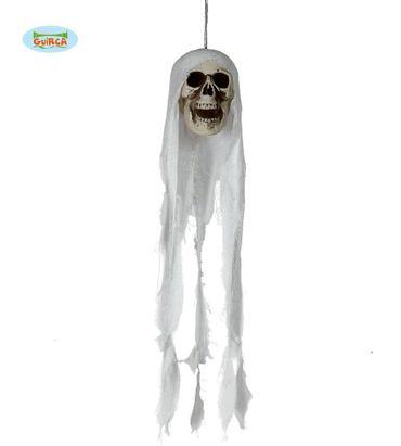 Totenkopf zum Aufhängen ca. 70cm lang