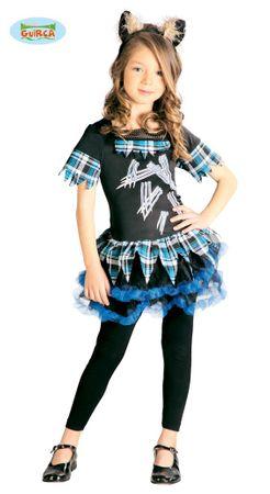 Werwolf Kleid für Mädchen Gr. 110-146