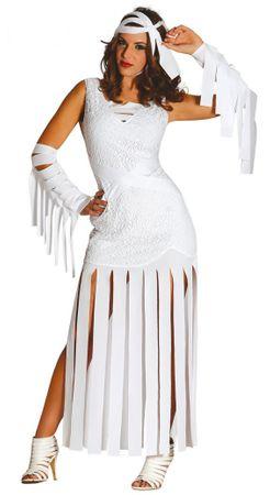 Sexy Mumie Kostüm für Damen Gr. 40 - 46