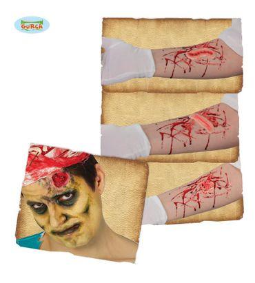 Wunde Verletzung Narbe Biss - verschiedene Designs