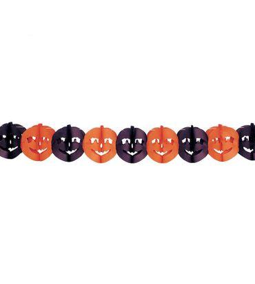 Halloween Fantasy-Girlande, 22x300 cm