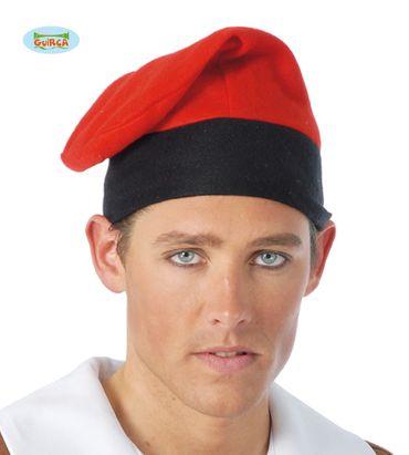 spanische Barret Mütze für Herren
