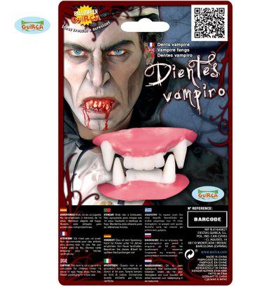 Vampirgebiss aus Latex