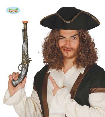 Piraten Donnerbüchse Pistole ca. 40cm