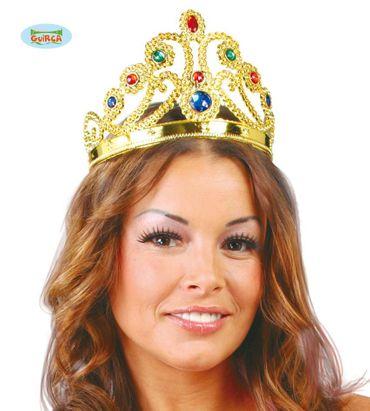 goldene Krone Königin Prinzessin für Damen