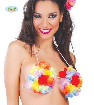 sexy Hawaii Blumen BH für Damen