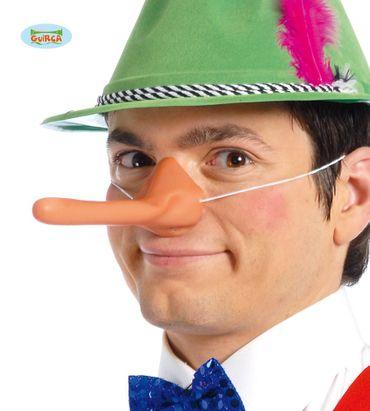 extra lange Nase zum Kostüm ca. 18cm