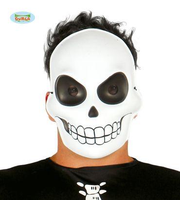 Totenkopf Maske für Erwachsene
