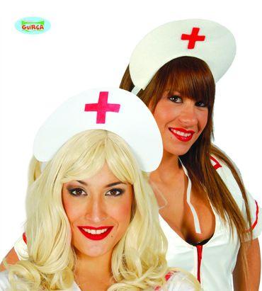 Krankenschwester Haube aus Filz für Damen