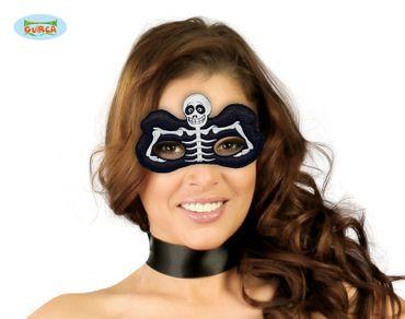 Skelett Maske für Damen