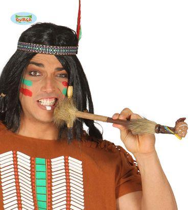 Indianer Friedens Pfeife ca 44 cm