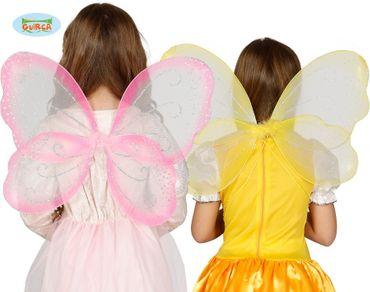 Feen oder Schmetterling Flügel für Kinder