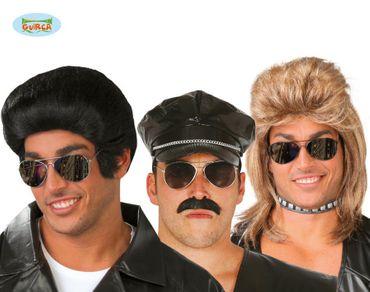 verspiegelte Polizei Pilotenbrille für Erwachsene