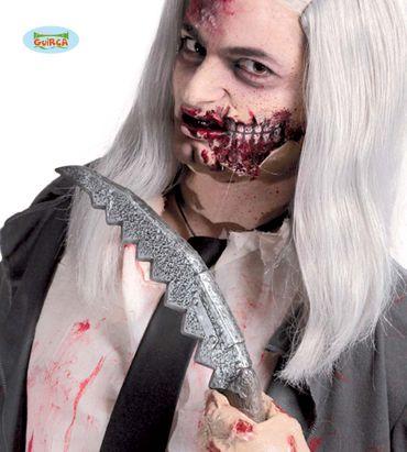 Killer Messer zum Halloween Kostüm 36cm