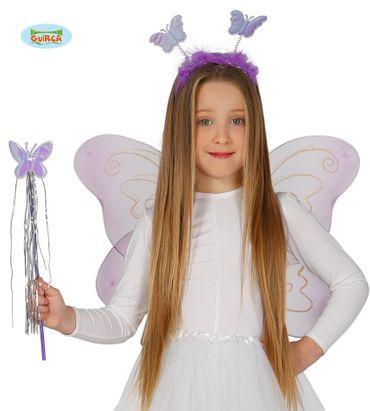 3 teiliges Schmetterling Set für Kinder