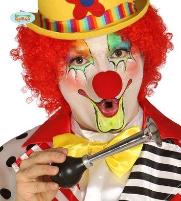 Clown Hupe Tröte für Karneval