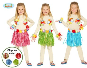 3 teiliges Hawaii Set für Kinder