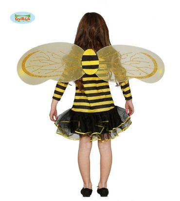 gelbe Bienen Flügel für Kinder