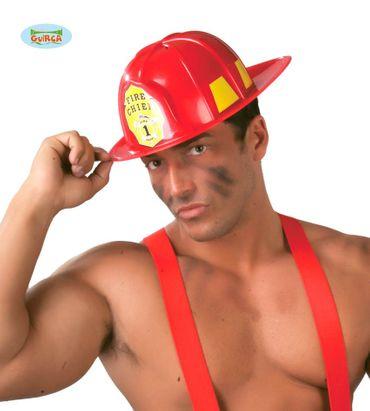 amerikanischer Feuerwehrmann Helm für Herren