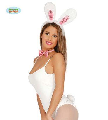 sexy Bunny Girl Set für Damen