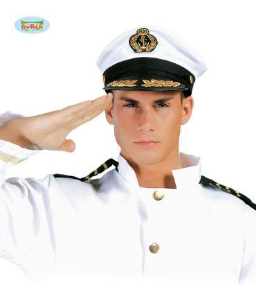 Luxus Kapitän Mütze Hut für Erwachsene