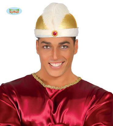 goldener Hut für Könige für Herren