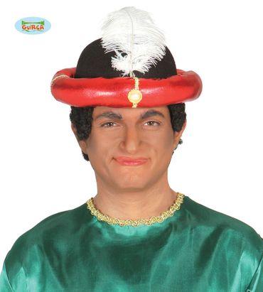 goldener Maharadscha Hut für Herren