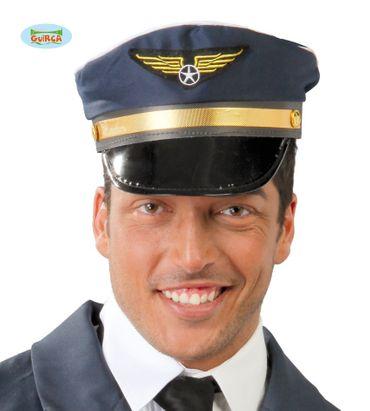 Piloten Mütze für Herren