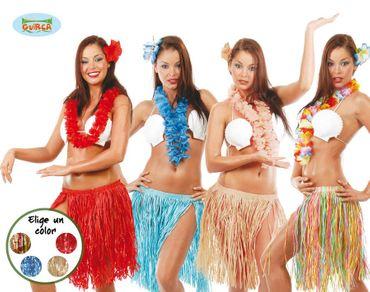 3 teiliges Hawaii Set für Damen