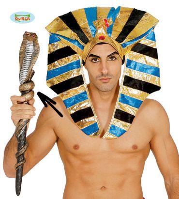 Schlangen Zepter Stab Schlangenstab Pharao 60 cm